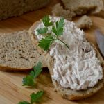 Schwäbisches Brot mit Thunfisch-Aufstrich