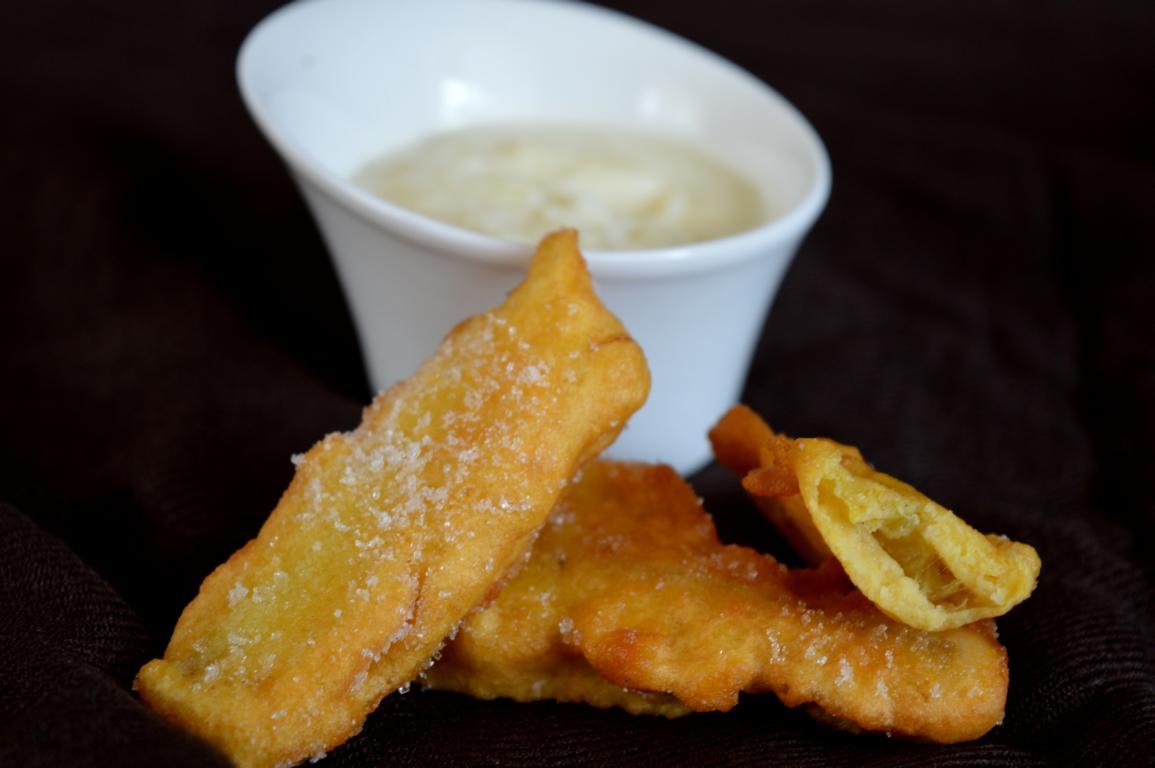 Wahnsinnig leckere Kombination aus sauer und süß. Zudem wunderbar als Fingerfood geeignet!