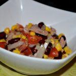 Bohnen-Thunfisch-Salat