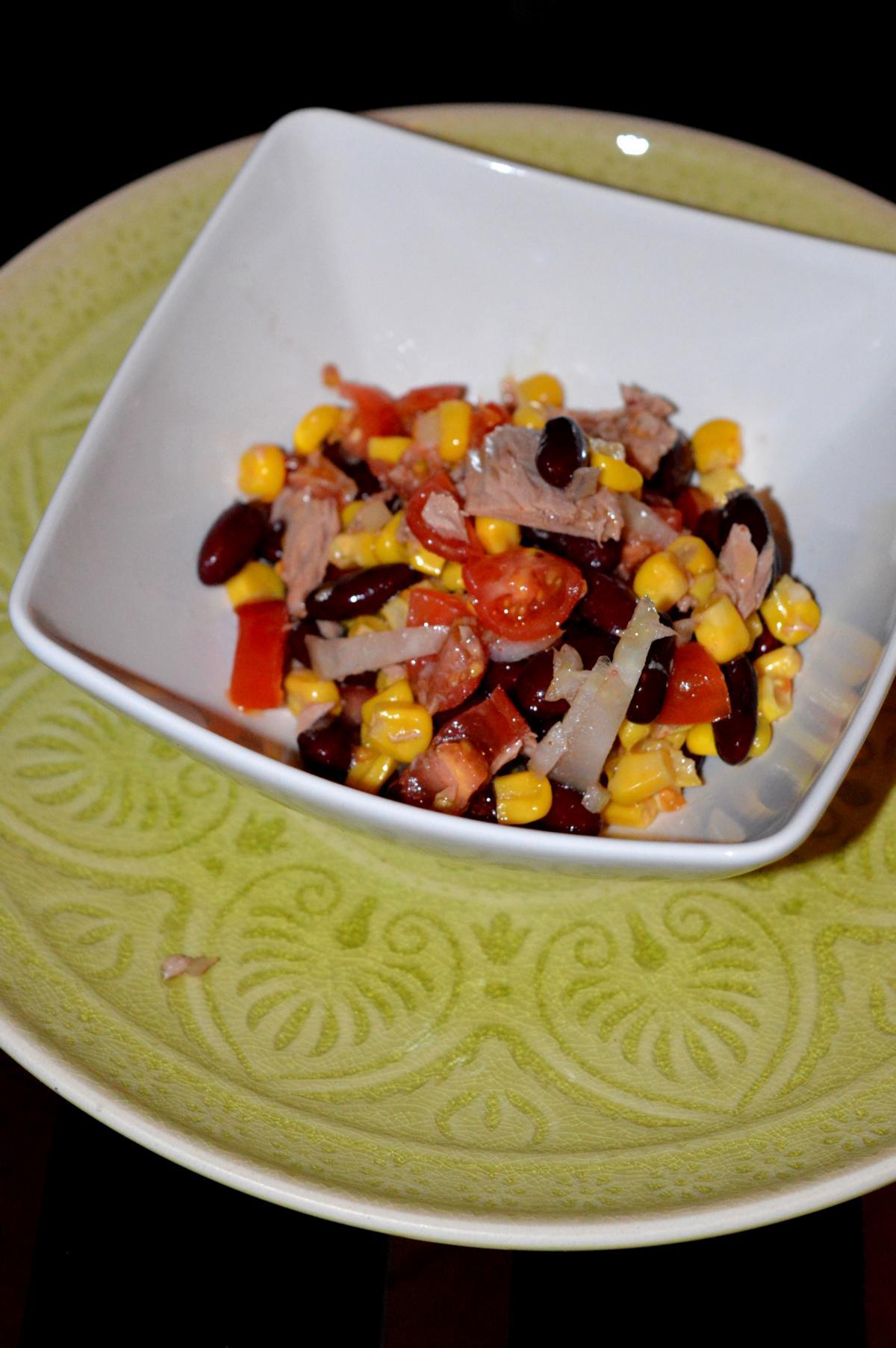 k1600_bohnen-thunfisch-salat