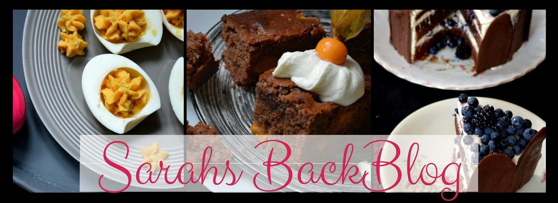 Sarah's BackBlog